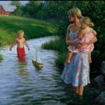 Anyák napja május első vasárnapja