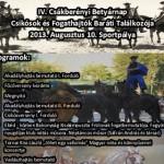IV. Csákberényi Betyárnap 2013 augusztus 10