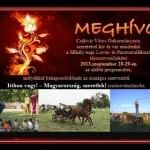 XIV. Mihály-napi Lovas- és Pásztortalálkozó 2013 szeptember 28