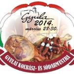 V. Gyulai Kolbász és Sódarmustra 2014 március 28-30