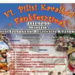 VII. Pilisi Kavalkád Fánkfesztivál 2014 Pilisszentkereszt