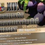 XX. Nemzetközi Szilvalekvárfőző Verseny 2018