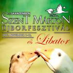 Szent Márton Újborfesztivál és Libator 2014