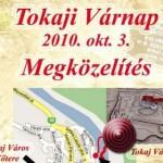 """""""Hírös Tokaj Vára"""" – Várnap a tokaji várért"""