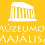 XVIII. Múzeumok Majálisa 2013 május 11-12