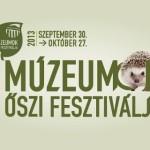 X. Múzeumok Őszi Fesztiválja 2015
