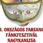 VI. Országos Farsangi Fánkfesztivál 2014