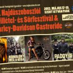 IX. Hajdúszoboszlói Grillétel- és Sörfesztivál & Harley-Davidson Gastroride