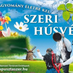 Húsvéti programok az Ópusztaszer Skanzen 2014-ben