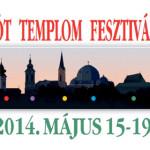 Öt Templom Fesztivál 2014