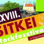 XXVIII. Sitkei Rockfesztivál 2014