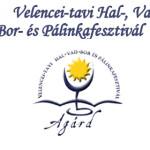 VII. Velencei-tavi Hal-, Vad-, Bor- és Pálinkafesztivál 2014