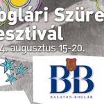 XL. Balatonboglári Szüreti Fesztivál 2016