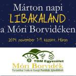 Márton-napi Libakaland a Móri Borvidéken 2014