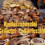 X. Hajdúszoboszlói Grillétel- és Sörfesztivál 2014