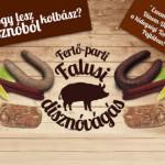 Fertő-parti Falusi Disznóvágás 2015