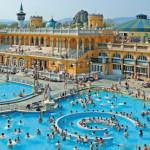 Víz Világnapja a budapesti fürdőkben 2015