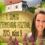 I. Sümegi Gesztenyevirág Fesztivál 2015