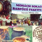 XXII. Mohácsi Sokacok Babfőző fesztivál 2015