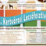 VI. Kertvárosi Lecsófesztivál 2015