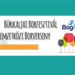 XXVI. Bükkaljai Borfesztivál és Nemzetközi Borverseny 2018