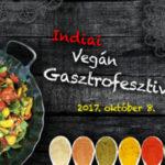 VI. Indiai Gasztrofesztivál 2017