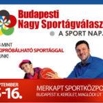 XXIII. Budapesti Nagy Sportágválasztó 2018
