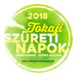 Tokaji Szüreti Napok 2018