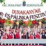 IV. Dunakanyar Bor- és Pálinkafesztivál 2018