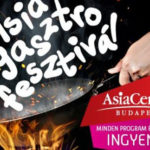 3. Asia GasztroFesztivál 2018