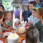 Gyermekvasút születésnap