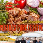 VI. Berekfürdői tepertő és pörc fesztivál 2017