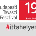 XXXIX. Budapesti Tavaszi Fesztivál 2019