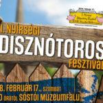 II. Nyírségi Disznótoros Fesztivál XVIII. Nemzetközi Böllérverseny 2019
