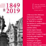 Márciusi emléknapok a Herman Ottó múzeumban 2019