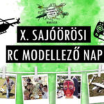 X. Sajóörösi RC Modellező Nap 2019