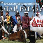 """XI. """"Tatai Patara 1597"""" Török kori Történelmi Fesztivál 2018"""
