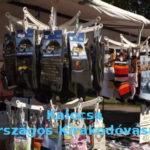Kalocsa országos kirakodóvásár 2019 vásárnaptár